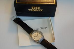 1977 or1979 Tissot Seastar Quartz