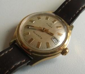1979 Timex ladies Quartz - Big Q