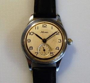 1957 Kama USSR watch