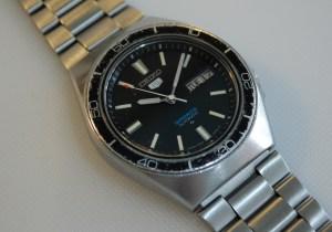 1979 Seiko 5 Sports 7009-8560