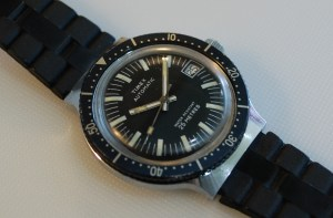 1979 Timex automatic, diver style