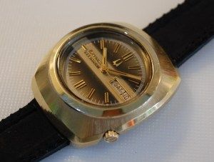 1973 Bulova Accutron day date