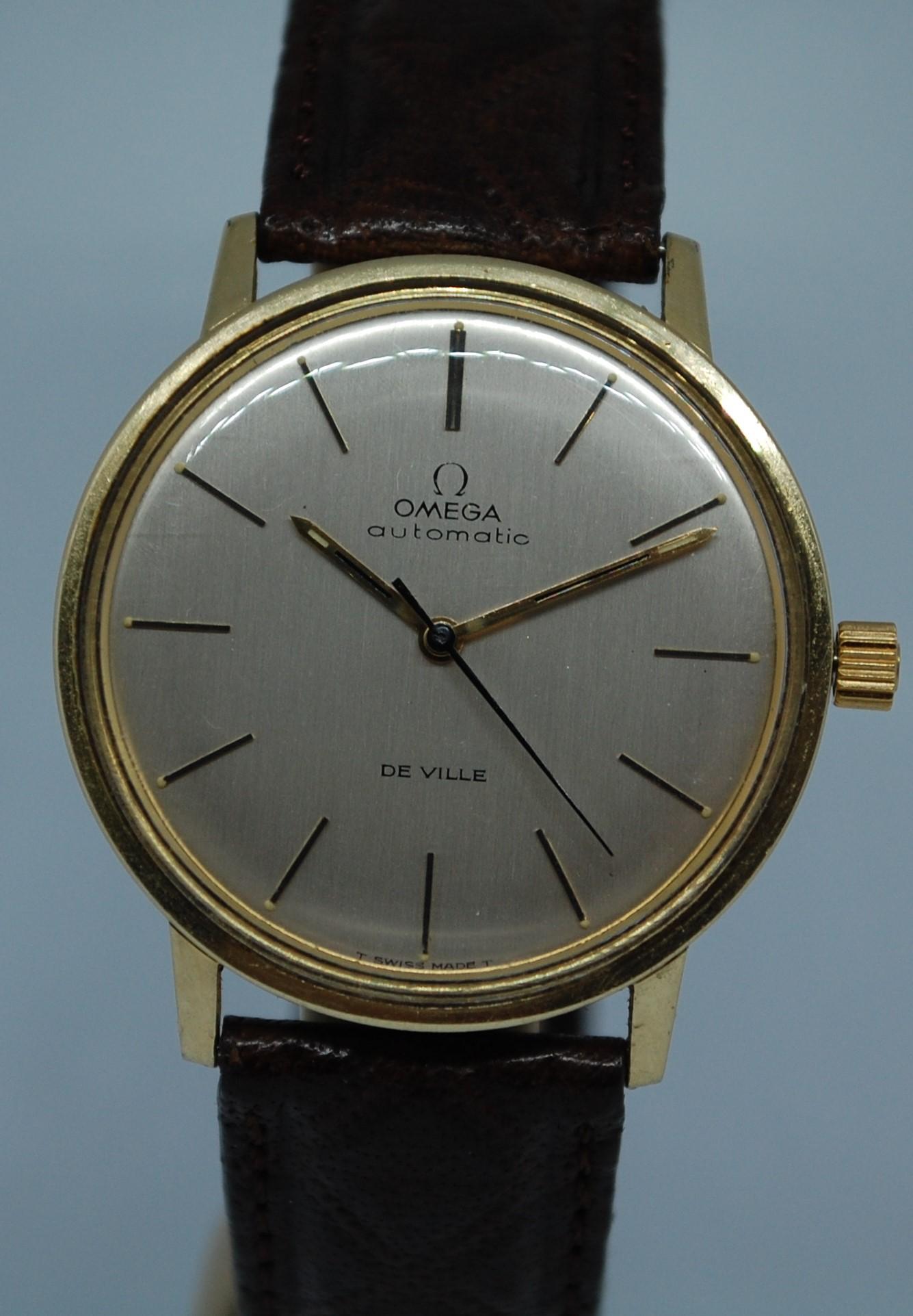 omega watch model number