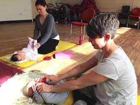 birthzang mum baby yoga reading 3