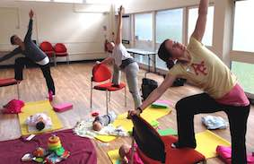 birthzang mum baby yoga reading 7