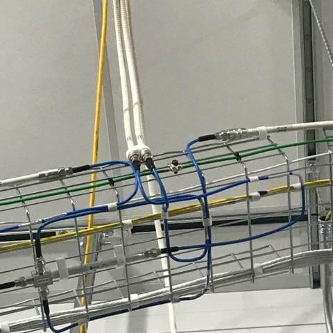 DAS cabling