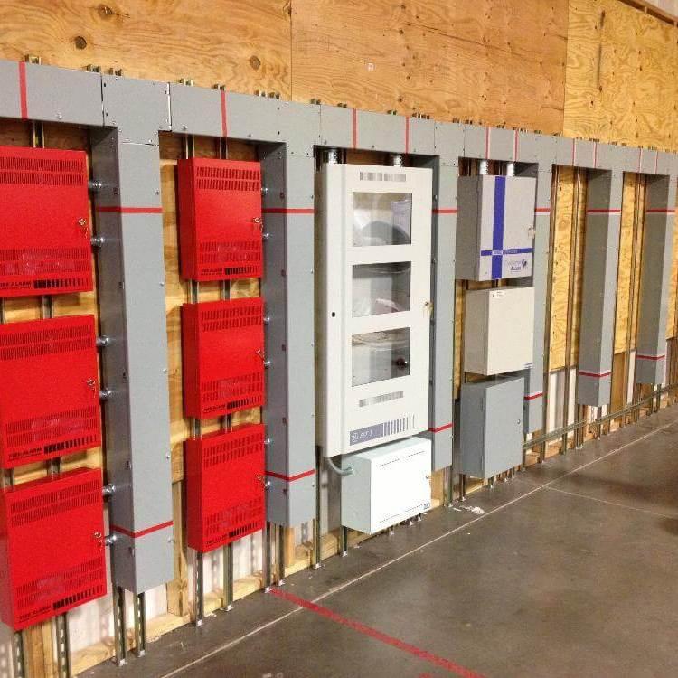 Fire Alarm Panels