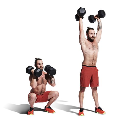 Weights, exercise equipment, overhead press, shoulder, dumbbell, physical fitness, arm, barbell, muscle, bodybuilding,