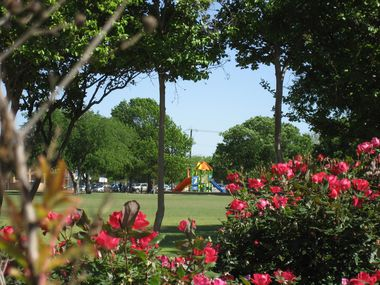 Watson Park is slated to be updated through local bond funds and a state grant.  (Courtesy of Garland City)