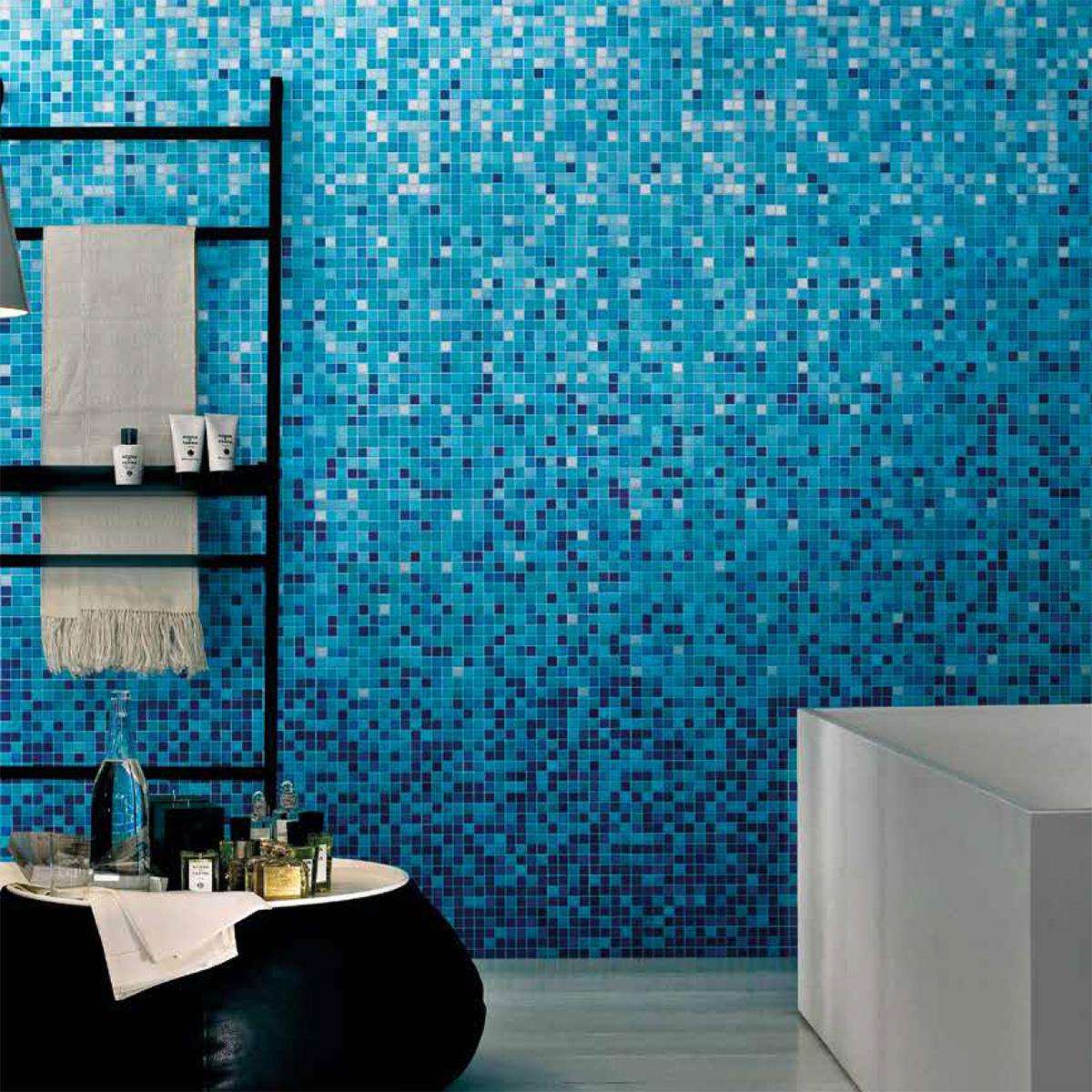 Exquisite Bathroom Mosaic Tiles  Bisazza Australia