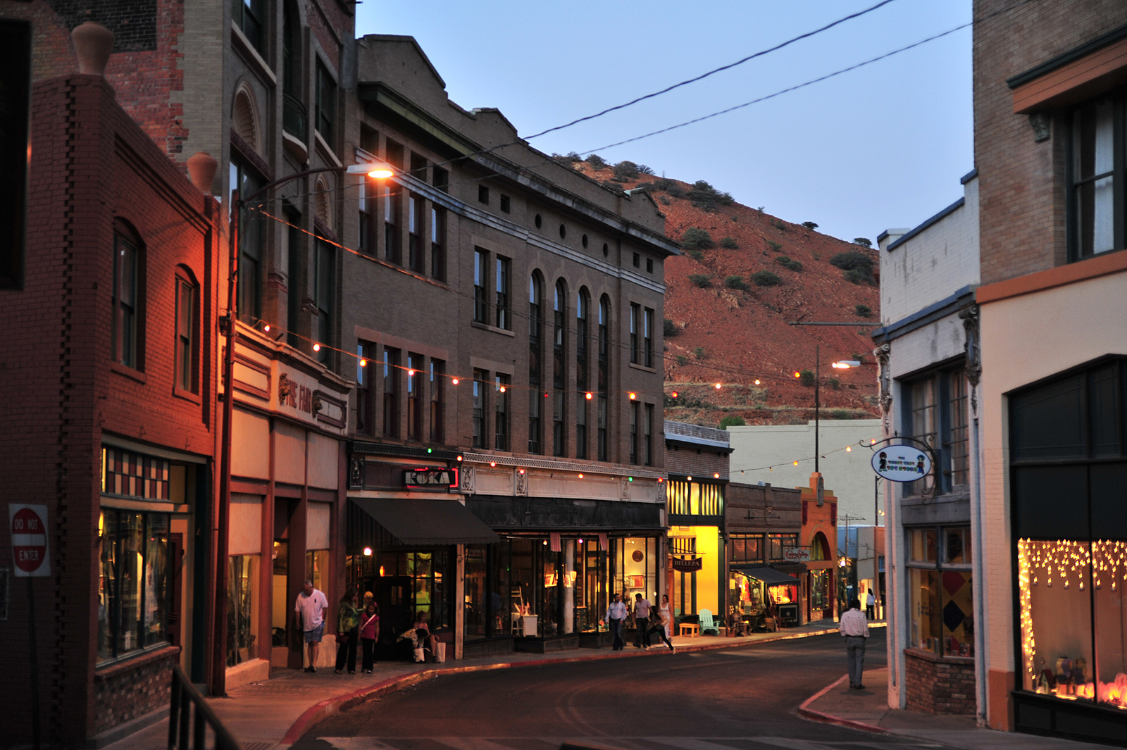 Bisbee, AZ courtesy of www.bisbeeaz85603.com