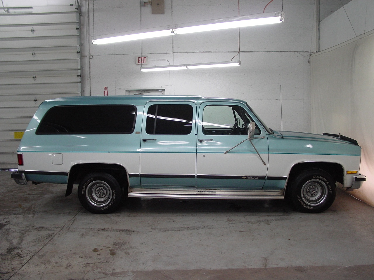 hight resolution of 1989 chevrolet suburban r10