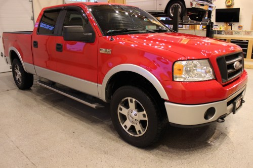 small resolution of 2008 ford f 150 fx4
