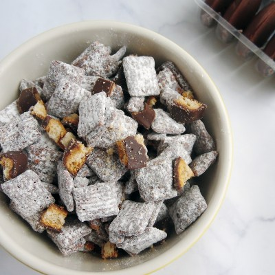 Peanut Butter Cookie Puppy Chow