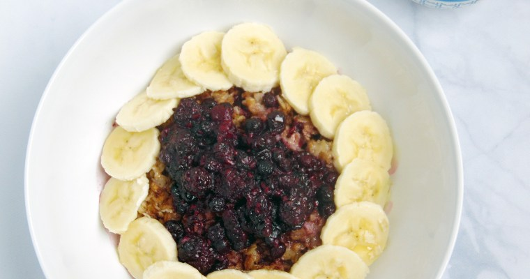 5 Grain Berry Banana Cereal