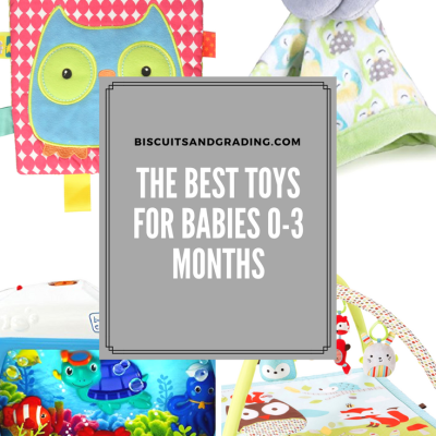 My Favorite Baby Products - Fun Toys for Age 0-3 Months
