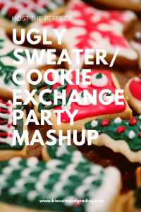 host the perfect ugly sweater cookie exchange party mashup