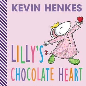 lillys chocolate heart by kevin henkes