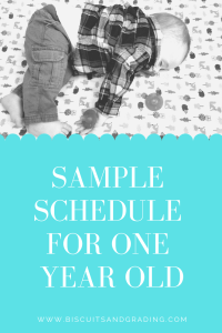 Sample Schedule for One Year Old #toddlerschedule #babyschedule #momblog #sleepschedule #babysleepschedule #breastfeeding #fedisbest