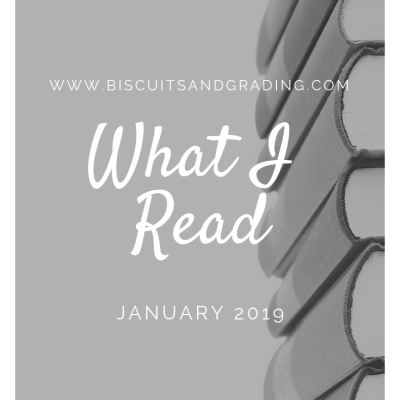 What I Read - January (Reviews and Recommendations)