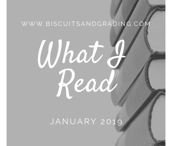 What I Read – January (Reviews and Recommendations)