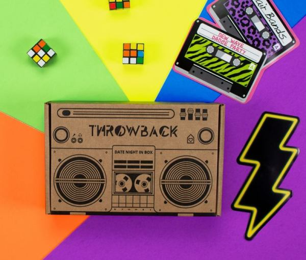 GIVEAWAY – Date Night in Box March Review – 90s Throwback