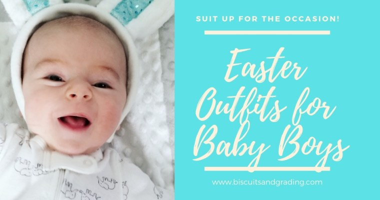 Easter Outfits for Baby Boys 0-24 Months
