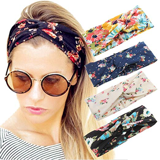 boho headbands mother's day gift