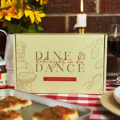 Date Night In July - Dinner and Dancing
