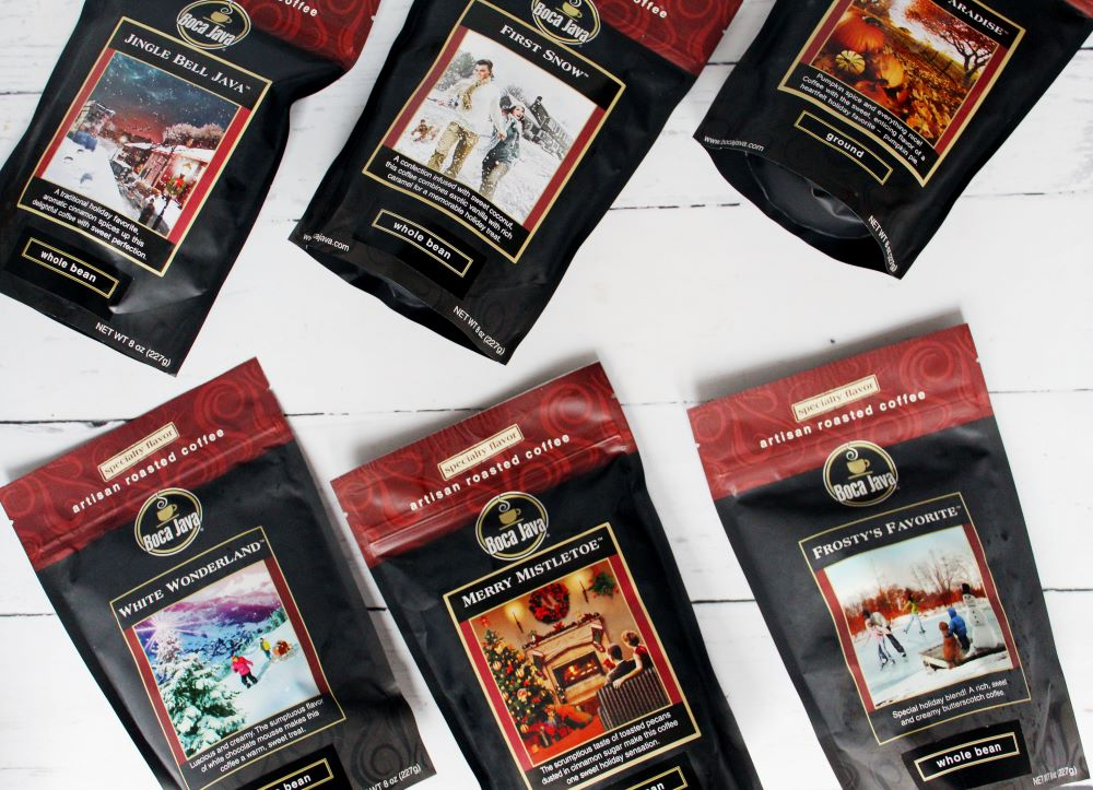 boca java holiday coffee favorites 1