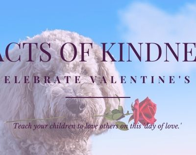 7 Valentine's Day Acts of Kindness to Teach Your Children to Love Others