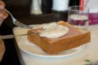 egg sandwich Hong Kong style