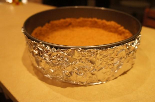 crust w foil