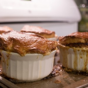 On Summer, Fall & Lobster Pot Pie