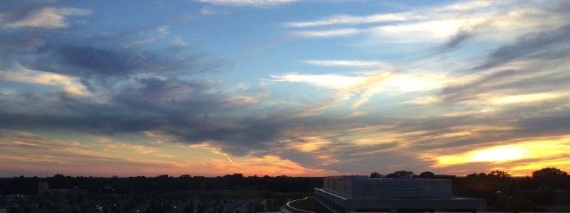 Sunset, Day 2 – August 4, 2015