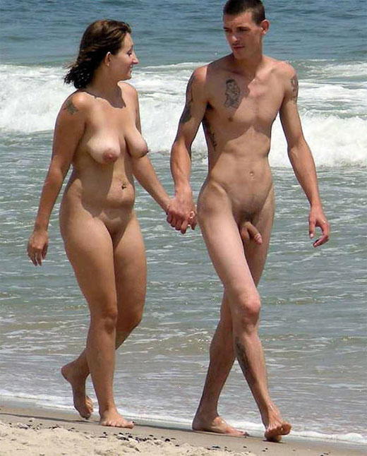 Couple in the Nude