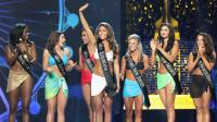 Laryssa Bonacquisti, Miss Louisiana 2017, participates in the swimsuit challenge of last fall's Miss America competition in Atlantic City, N.J. The segment is set to be the final one in Miss America history, after the competition scraps it beginning this September.