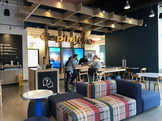 Capital One Cafe - Grand Ave. Los Angeles