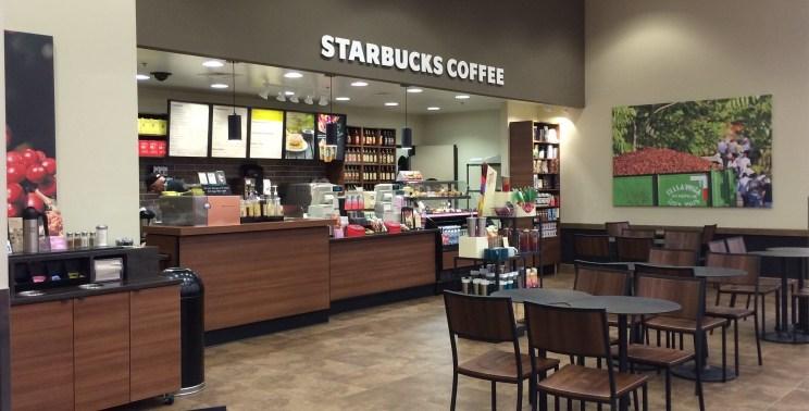 Starbucks 3