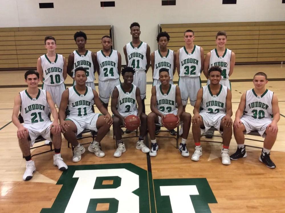 2016 2017 Boys Varsity Team bishopludden - Boys Varsity Basketball