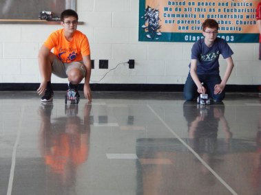 2017 Robotics Tournament bishop ludden 32 - 2017 Robotics Tournament