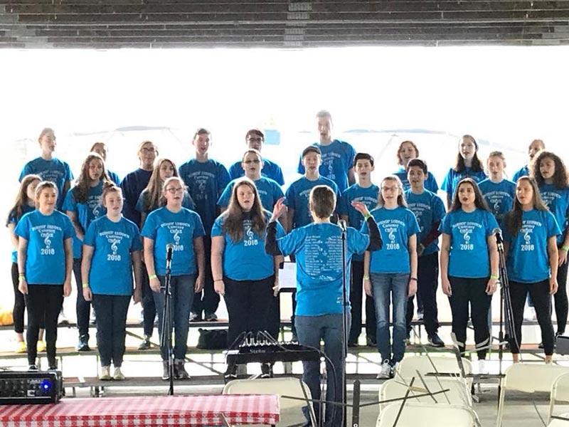 2018 bishop ludden choir - Performing Arts