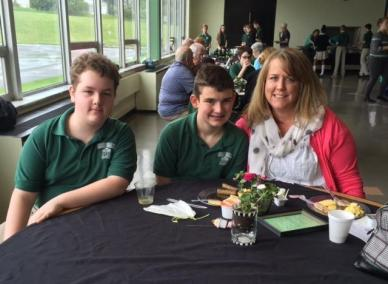 7th grade grandparent mass may 13 2016 bishop ludden 10 - 7th Grade Grandparent Mass May 13, 2016