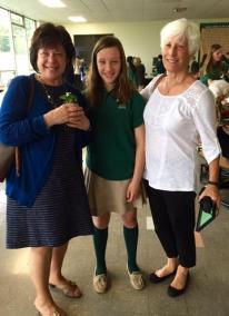 7th grade grandparent mass may 13 2016 bishop ludden 7 - 7th Grade Grandparent Mass May 13, 2016