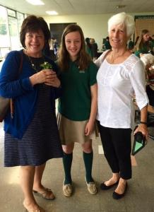 7th grade grandparent mass may 13 2016 bishop ludden 7 - 7th-grade-grandparent-mass-may-13-2016-bishop-ludden 7