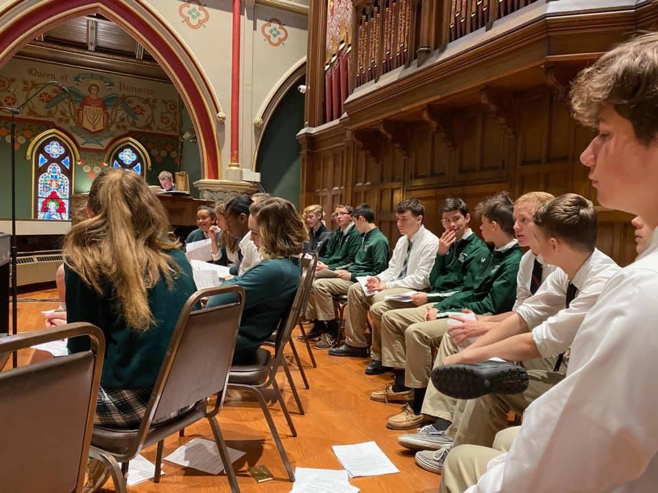 COncert Choir 2 - Concert Choir & Band