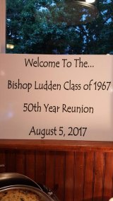Class of 1967 50th Reunion Weekend bishop ludden 33 - Class of 1967 50th Reunion Weekend