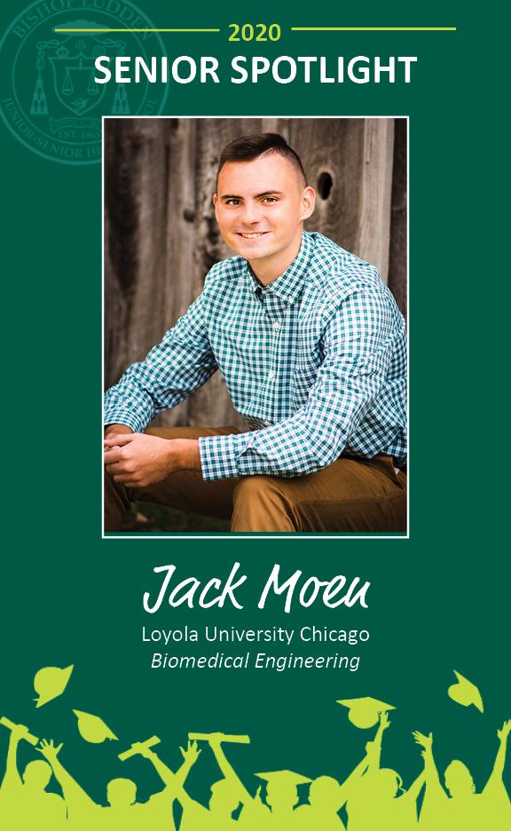 Jack Moen - Congratulations Graduates