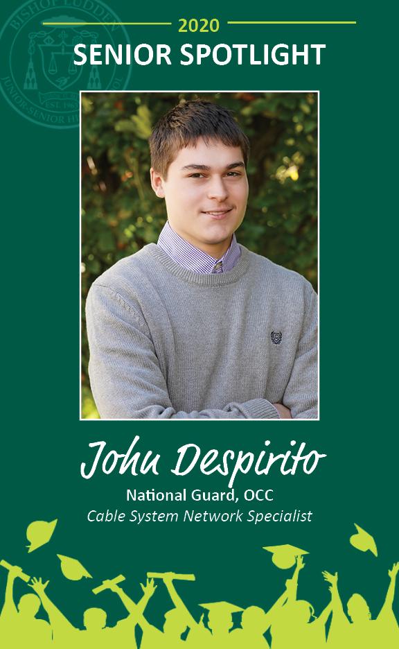 John Despirito - Congratulations Graduates