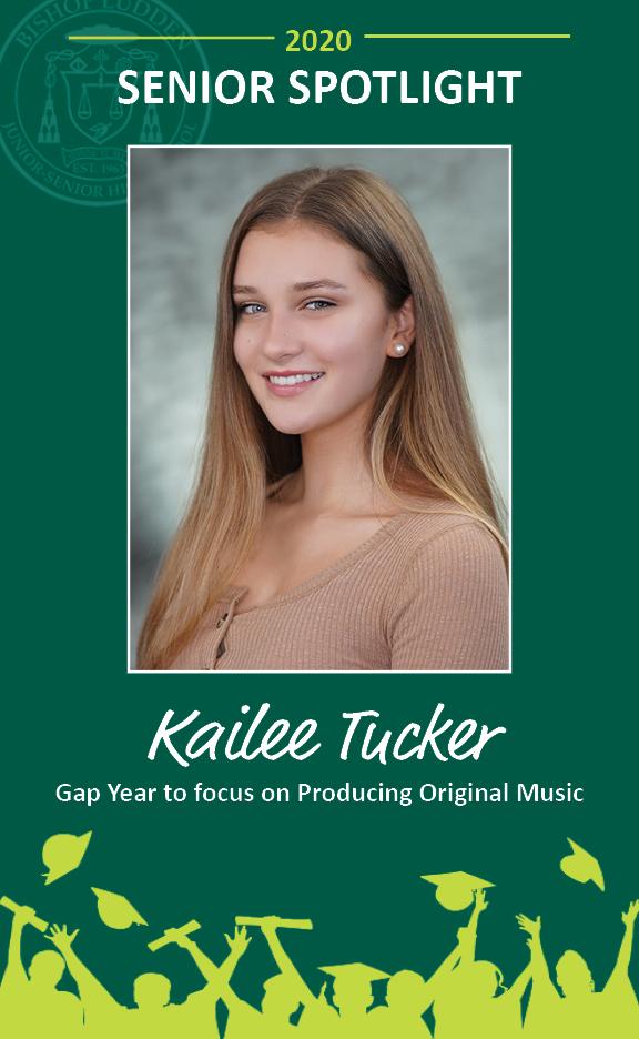 Kailee Tucker - Congratulations Graduates
